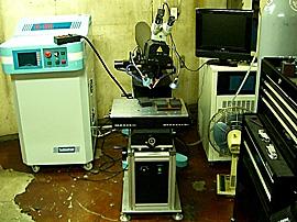 テクノコート社製 YAGレーザー肉盛溶接機 TL-180