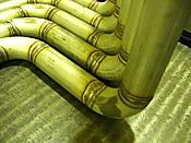 材質ステンレス製 真空配管